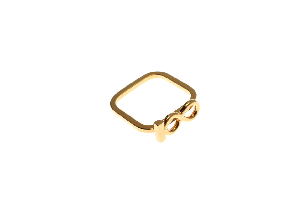 Fine Ring With Infinity symbol