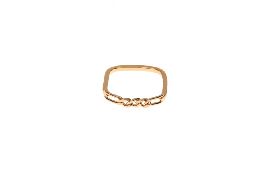 Xsuperfine ring with small chain
