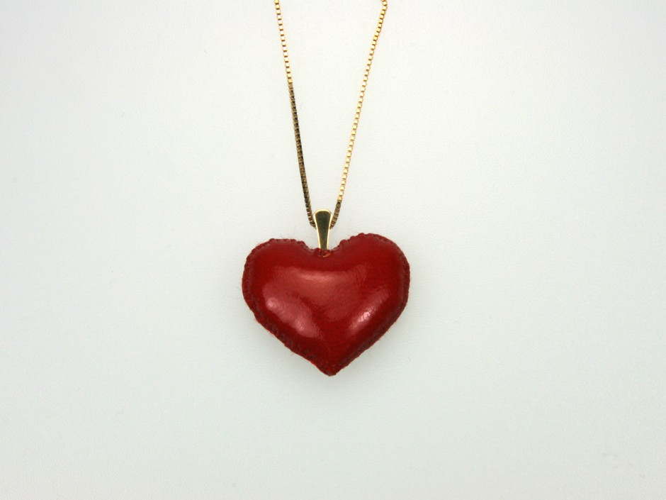 RED LOVE HEART M