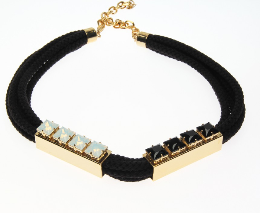 large square tube collier