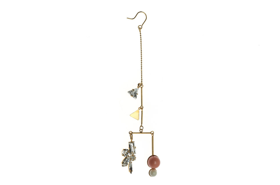 Single Earring Mobile Party