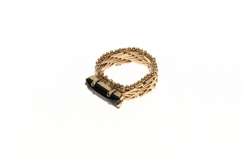Ring Chain Flex Rectangle