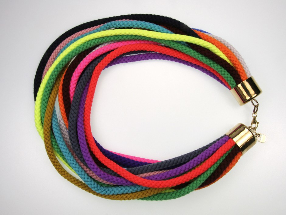 ROPE NECKLACE XL