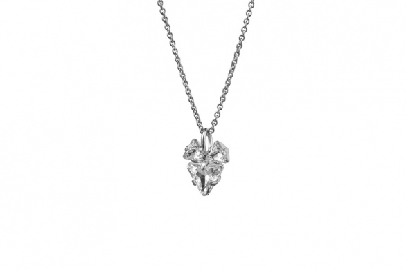 THE BABYFOX NECKLACE silver