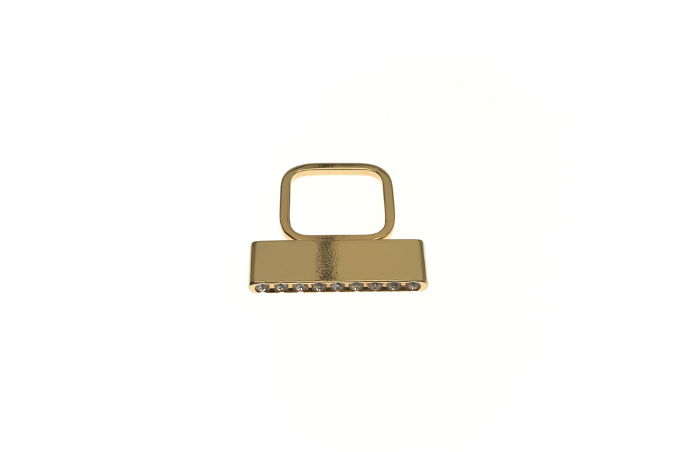 fine ring with light brick large