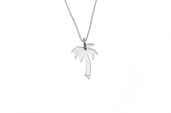 Necklace with Palmtree