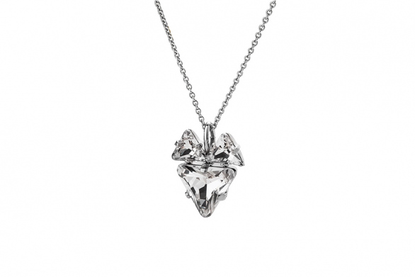THE FOX NECKLACE silver