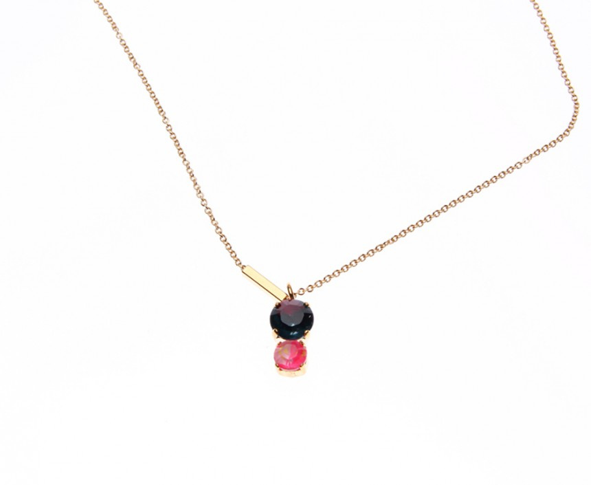 NECKLACE WITH 1 PENDANT