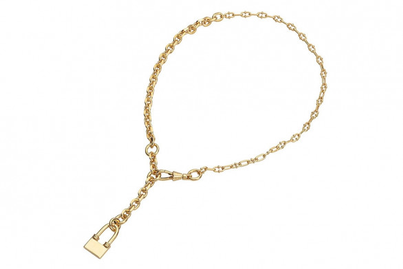 INGENT necklace gold