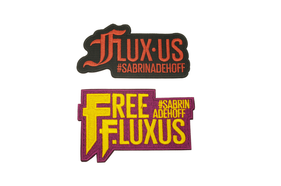 10TH ANNIVERSARY PATCHES SET FLUXUS