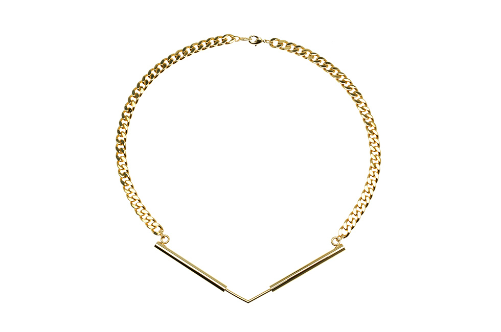 NECKLACE HEAVY V