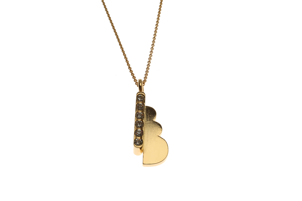 Necklace Enlighted Cloud