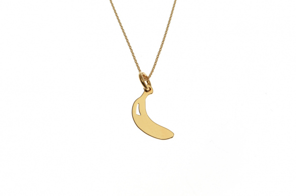 Necklace with Banana