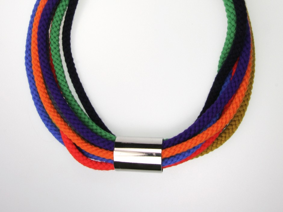 ROPE NECKLACE TUBE