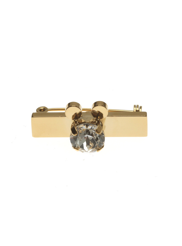 Medium broach with mouse