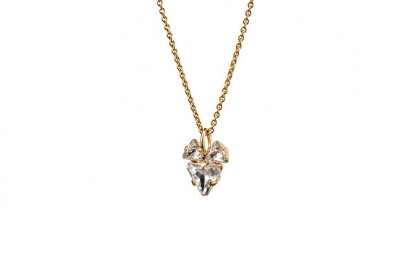 THE BABYFOX NECKLACE gold