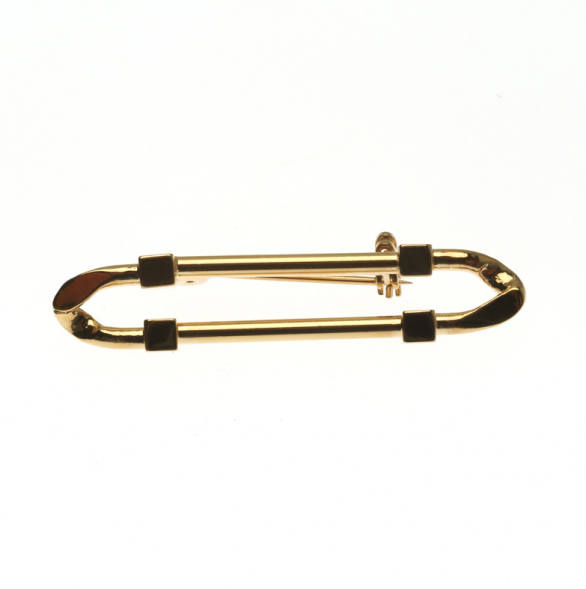 Medium safety pin broach