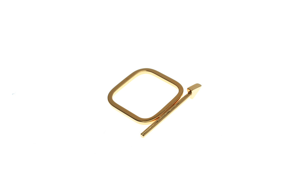 Fine Ring With Arrow