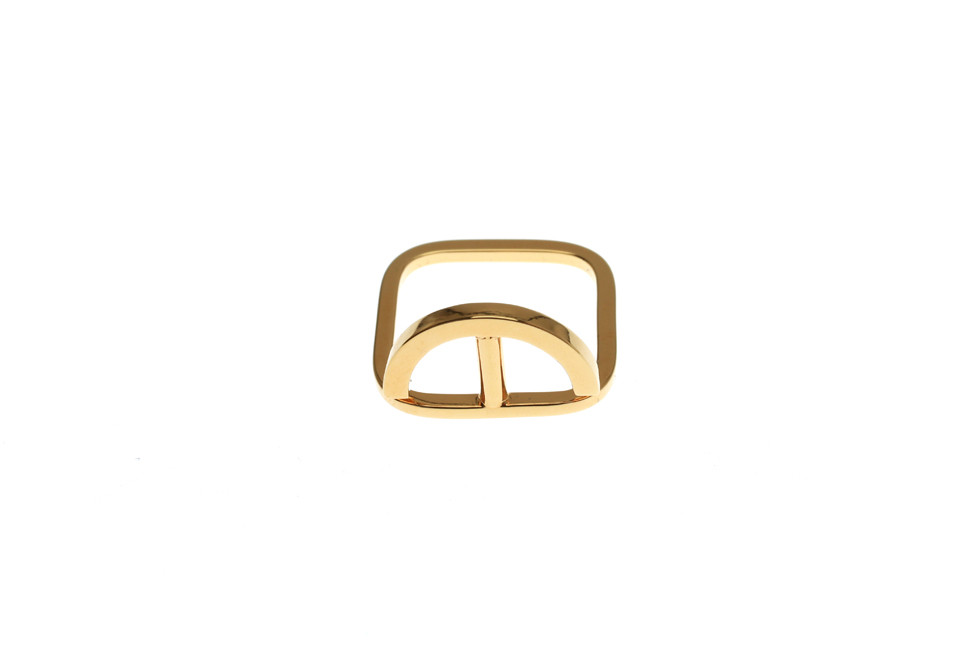 Fine Ring with anchor