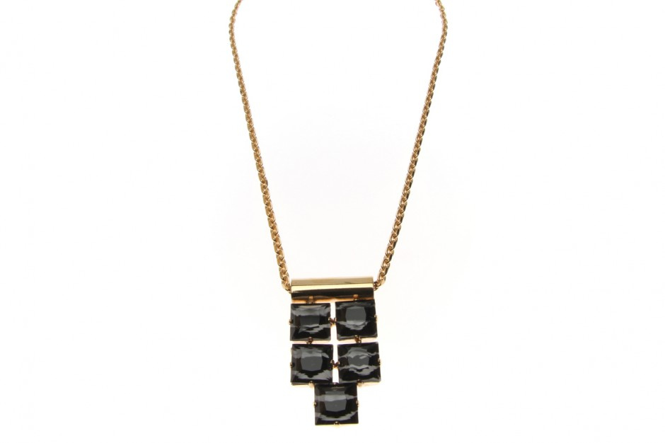 Necklace heavy anchor