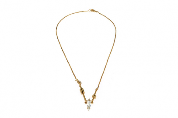 NECKLACE CHRYSALIS SMALL