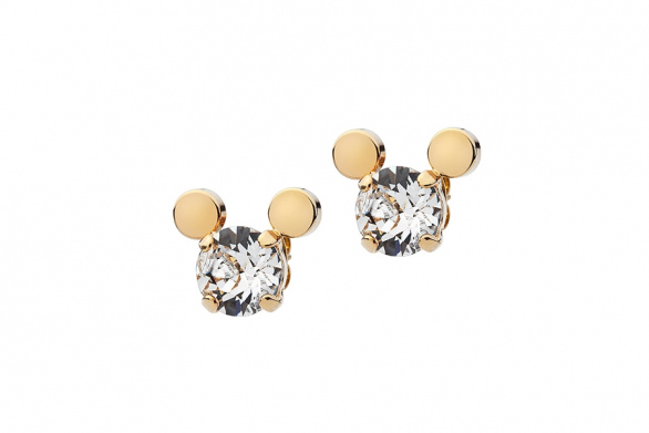 The MOUSE pin earrings