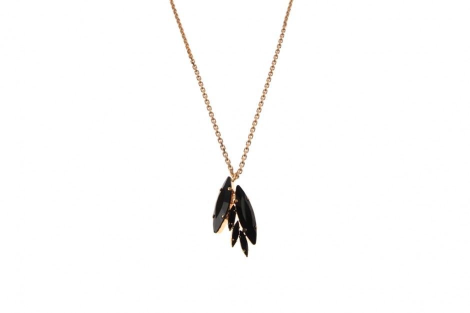 Necklace Long Yucca Palm Frond