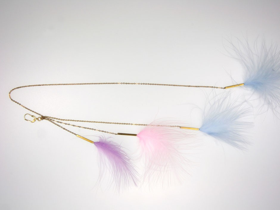 4 STRAND FEATHER